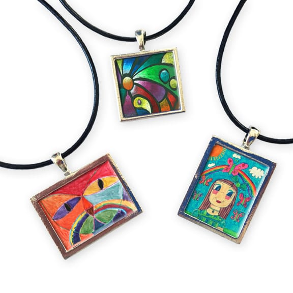 Custom and personalized necklace shop online pendants aloadofball Gallery
